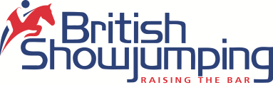 British Showjumping logo